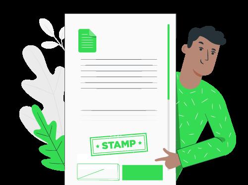 אפליקציה לחתימה על מסמכים